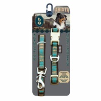 Arista Collar & Leash Set - Large - Indie