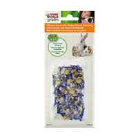 Living World Green - Mineral Stone with Malva Flower & Parsley - 110 g