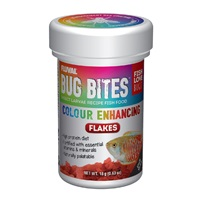 Fluval Bug Bites Colour Enhancing Flakes - 18 g (0.63 oz)