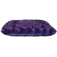 "Dogit Style Dog Sleeping Mat- Wild Animal,Purple, Small. 58.4cm x 45cm x 5cm (23"" x 17.8"" x 2"")."