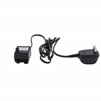 Replacement Pump with electrical cord and AC adapter for Cat Drinking Fountains (50050, 50053, 50054, 55600, 50023, 50761, 43742)