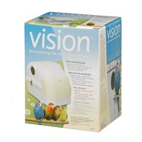 Vision Breeding Box for budgies and lovebirds