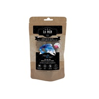 La Mer by Dogit Natural Fish Chew for Dogs - Cod Skin Roll - 60 g (2.0 oz)