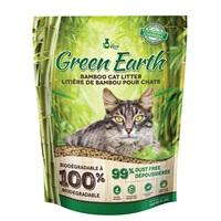 Cat Love Green Earth Bamboo Litter - 8 lb