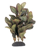 "Marina EcoScaper Lobelia Cardinalis Silk Plant - 15 cm (6"")"