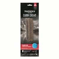 Nutrience Subzero Cabin Chews Elk Antler Sticks - Prairie Red - 110 g (5 x 22 g)