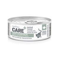 Nutrience Care Hairball Control Pâté for Cats - Fresh Chicken Recipe - 156 g (5.5 oz)