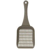 Cat Love Litter Scoop - Grey - 14 cm (5.5 in)