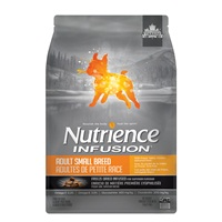 Nutrience Infusion Adult Small Breed - Chicken - 5 kg (11 lbs)