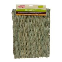 Living World Hangout Grass Mat - Large - 48 x 37 cm (19 x 15 in)