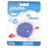 "Marina Cool Clam Air Stone - 2.5"" (6.35 cm)"