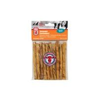 """Dogit American Beefhide Twist Sticks - Chicken Flavour - 12.7 cm (5"""") - 10 pack"""