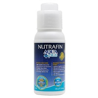 Nutrafin Aqua Plus - Tap Water Conditioner - 120 ml (4 fl oz)