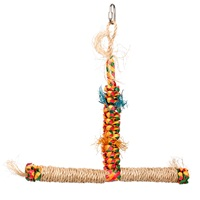 HARI Rustic Treasures Bird Toy T-Perch