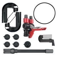 Fluval Replacement Intake/Output Kit for 107/207 Filters