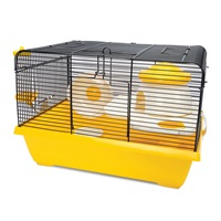Living World Dwarf Hamster Cage - Cottage - 42.5 cm L x 31 cm W x 28 cm H (16.7 x 12.2 x 11 in)