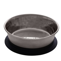 Dogit Stainless Steel Non-Skid Stay-Grip Dog Bowl - 900 ml (30.5 fl.oz.)