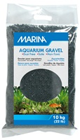 Marina Black Decorative Aquarium Gravel - 10 kg (22 lbs)