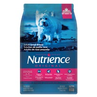 Nutrience Original Adult Small Breed - Chicken Meal with Brown Rice Recipe - 2.5 kg (5.5 lbs)