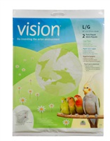 Vision Cage Paper - Large - 2 pack - 720 x 360 mm (28 x 14 in)