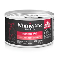 Nutrience Grain Free Subzero Pâté - Prairie Red - 170 g (6 oz)