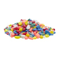Marina Decorative Aquarium Gravel - Rainbow - 450 g (1 lb)