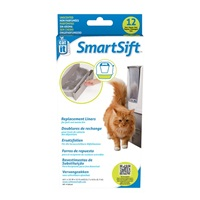 Catit Design SmartSift Replacement Liners - 12 pack For Pull-Out Waste Bin