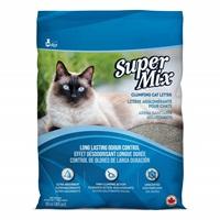 Cat Love Super Mix Unscented Clumping Cat Litter - 18 kg (40 lbs)