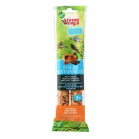 Living World Finch Sticks - Fruit Flavour - 60 g (2 oz) - 2 pack