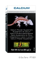 Exo Terra Calcium Powder Supplement - 3.2 oz (90 g)
