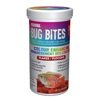Fluval Bug Bites Colour Enhancing Flakes - 90 g (3.17 oz)