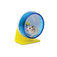 "Living World Exercise Wheel for Hamsters - 14 cm (5.5"")"