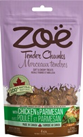 Zoe Tender Chunks - Chicken & Parmesan - 150 g (5.3 oz)