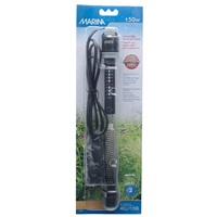 "Marina Submersible Pre-Set Aquarium Heater - 150 W - 27 cm (10.6"")"