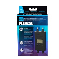 Fluval 2-Channel Digital LED Lamp Timer