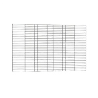 Back Wire Grill for Vision models M01 & M02
