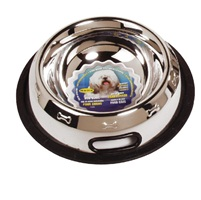 Dogit Stainless Steel Non Spill Dog Dish - Medium - 710 ml (24 fl oz)