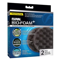 Fluval FX4/FX5/FX6 Bio-Foam+ - 2 pack