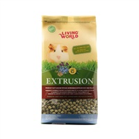 Living World Extrusion Diet for Guinea Pigs - 1.4 kg (3.3 lb)