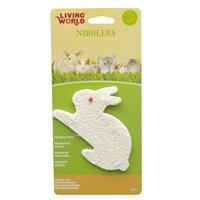 Living World Nibblers Loofah - Rabbit