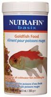 Nutrafin basix Goldfish Food - 200 g (7 oz)