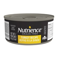 Nutrience Subzero Wet Food for Cats - Turkey Recipe - 85 g