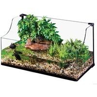 Exo Terra Turtle Terrarium Aquatic Habitat - Large - 90 x 45 x 30/45 cm (36 x 18 x 12/18)