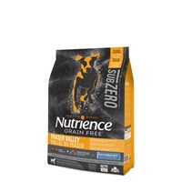 Nutrience Grain Free Subzero for Dogs - Fraser Valley - 5 kg (11 lbs)