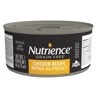 Nutrience Subzero Wet Food for Cats - Chicken Recipe - 85 g
