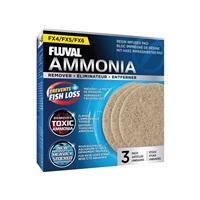 Fluval FX4/FX5/FX6 Ammonia Remover - 3 pack