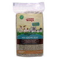 Living World Fresh Meadow Hay - 1.5 kg (3.3 lb)
