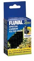 Fluval 2 Plus Special Carbon Pads - 4 pack