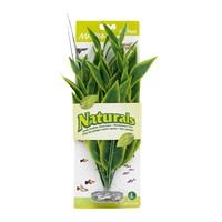 "Marina Naturals Green Dracena Silk Plant - Large - 33 - 35.5 cm (13-14"")"