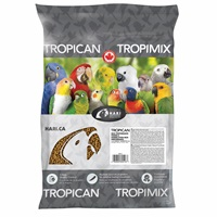 Tropican High Performance Granules for Small Parrots - 11.34 kg (25 lb)